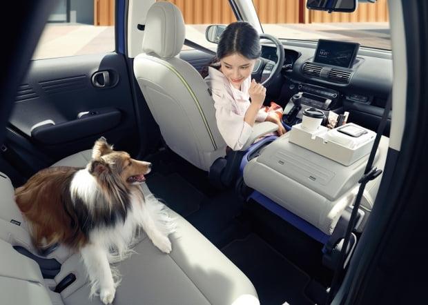 현대차가 경형 SUV 캐스퍼의 온라인 사전계약 접수를 시작한다. 사진=현대차