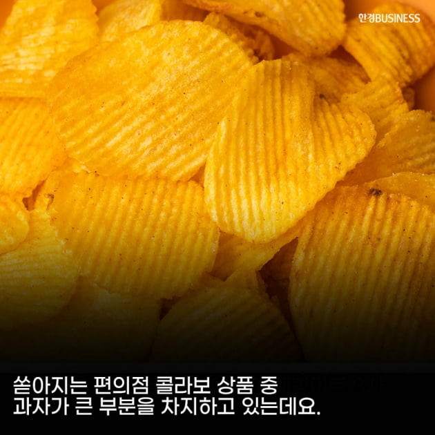 [카드뉴스]'펀슈머' MZ세대가 열광하는 식품업계 콜라보... 편의점 주축으로 핫한 과자 콜라보 쏟아진다