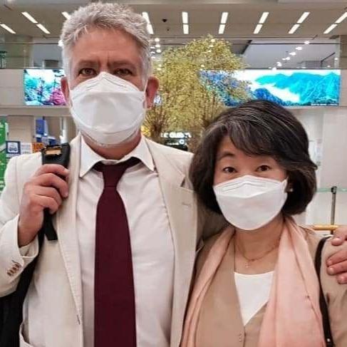 주한 벨기에 대사 후임으로 한국인 아내를 둔 프랑수아 봉땅 신임 대사가 부임했다. /사진=주한 벨기에 대사관 페이스북