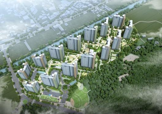 3100억원 규모 화성장안지구 공동주택 공사 수주…사업 다각화하는 반도건설