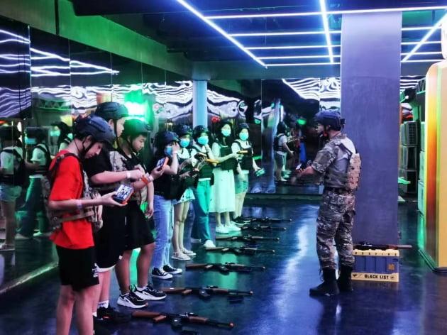 스마일게이트, 中 광저우에도 '크로스파이어' 테마파크 연다
