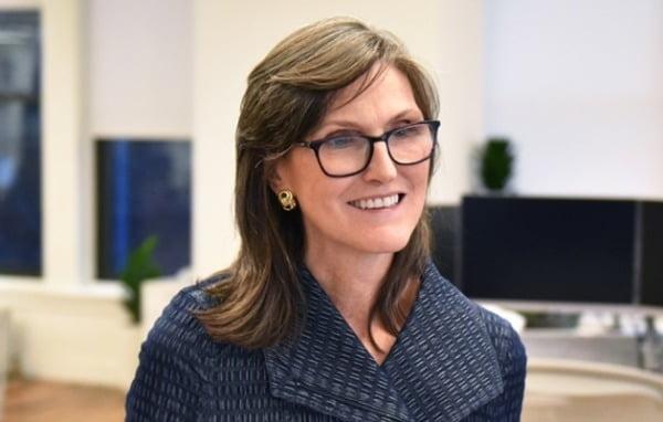 캐시 우드 아크인베스트 최고경영자(CEO).