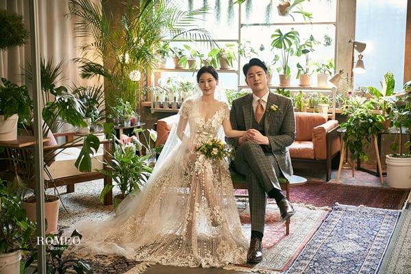 소정섭 결혼 /사진=해피메리드컴퍼니