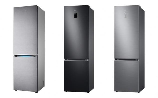 독일 스티바 1∼3위 제품 선정된 삼성 냉장고 [사진=삼성전자 제공]