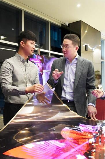 LG 구광모, '인화·실용'의 리더십...혁신 주도