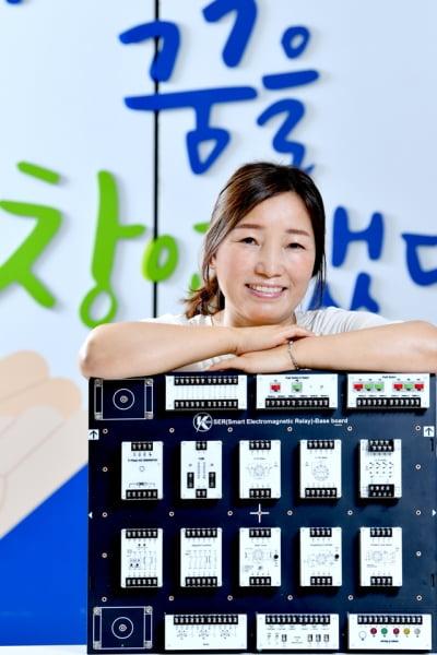 [2021 광운대 캠퍼스타운 스타트업 CEO] 저전력·소형 시퀀스 제어회로 트레이닝 키트 개발한 '케이에스에듀'