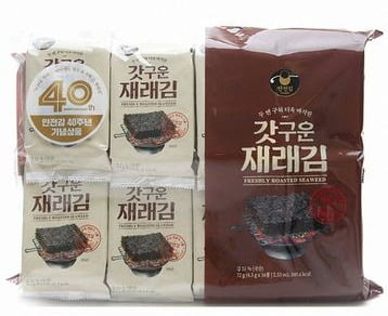 [단독]글로벌 국산 김 열풍에…카무르PE, '만전김'에 1000억 투자