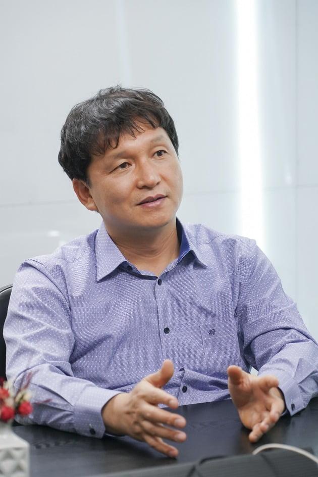 이재원 SK텔레콤 광고사업담당 겸 인크로스 대표. SK텔레콤 제공