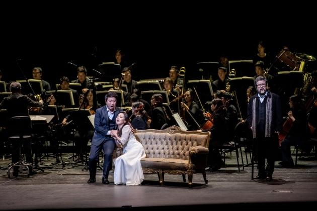 제18회 대구국제오페라축제, 오페라 콘체르탄테 2개 작품 선보여