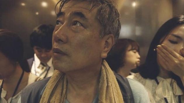 2013년 제1회 박카스 29초영화제 수상작 '대한민국에서 불효자로 산다는 것'에 출연한 배우 송광주 씨. / 사진=동아제약 제공