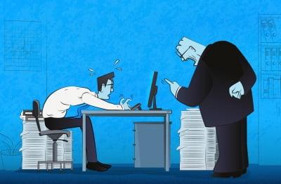 폭언·모욕에 실적 압박까지···IT업계 직장 갑질 심각 수준