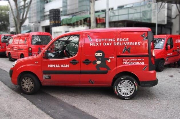 출처=Ninja Van
