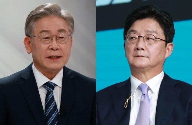 이재명 경기도지사, 유승민 전 의원. / 사진=연합뉴스
