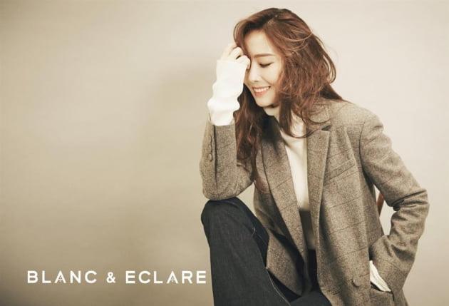 /사진=제시카가 설립한 패션 브랜드 블랑앤에클레어(Blanc & Eclare)