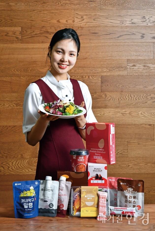 """[special]이지수 다노 대표 """"다이어트 건강 산업, 핵심은 소통과 지속 가능성"""""""