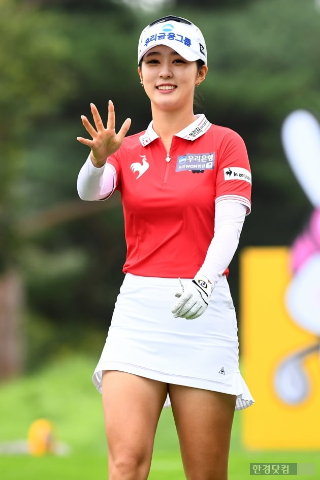 [포토] 김재희, '귀여움 가득한 미소~'