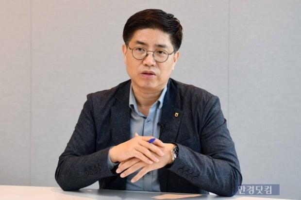 김진웅 NH WM마스터즈 수석전문위원.(사진=최혁 한경닷컴 기자 chokob@hankyung.com)