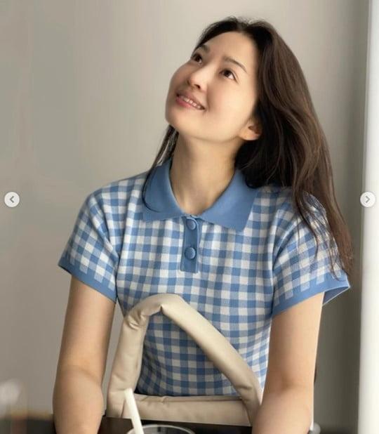 """'전진♥' 류이서, 연예인급 미모에 '깜짝'…""""조명받아 사진 잘 나와"""" [TEN★]"""