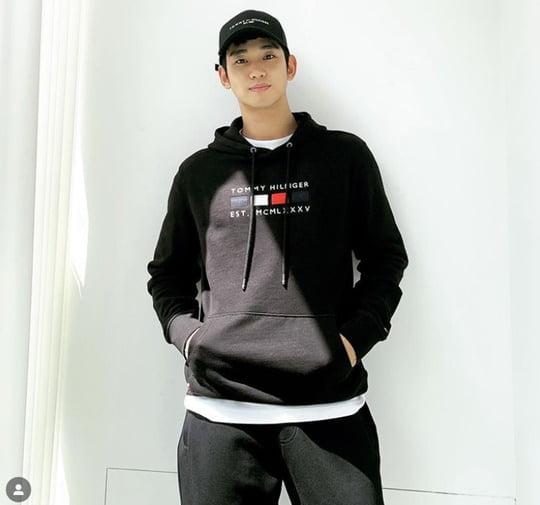 김수현 (사진=김수현 SNS)