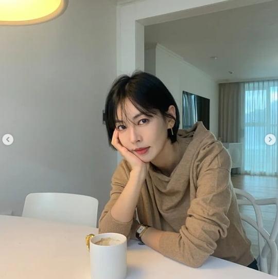 '이상우♥' 김소연, 이 정도면 미모가 반칙…숏컷 여신 등극 [TEN★]