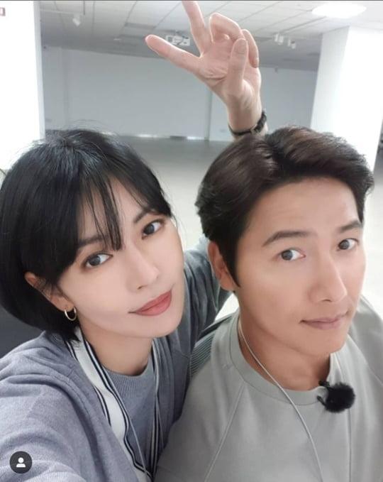 김소연, 이상우 (사진=이상우 SNS)