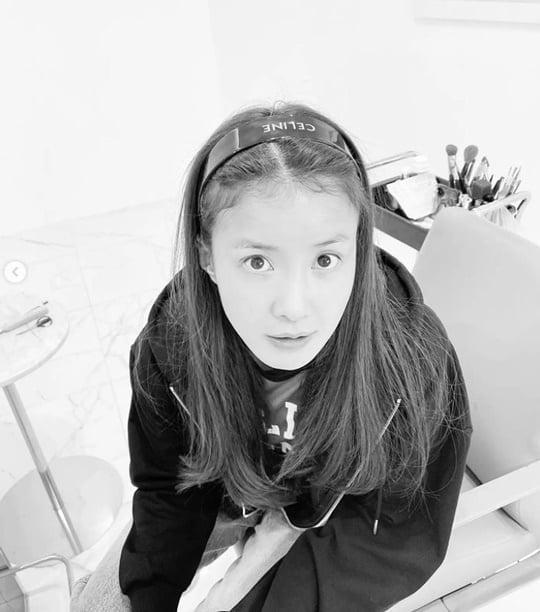 이시영, 머리띠 마저…오늘도 명품 데일리룩 [TEN★]
