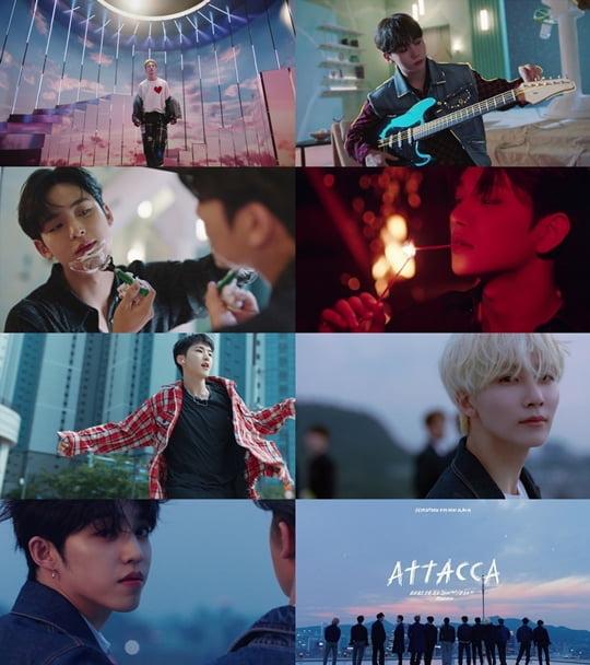 세븐틴, 미니 9집 '아타카' 콘셉트 트레일러 공개…더 깊어진 사랑의 열기