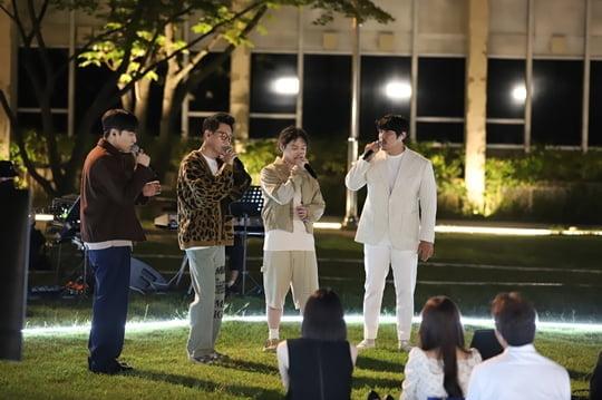 MSG워너비 M.O.M, '소풍' 녹화 후 KCM 공연 게스트 출연 결정