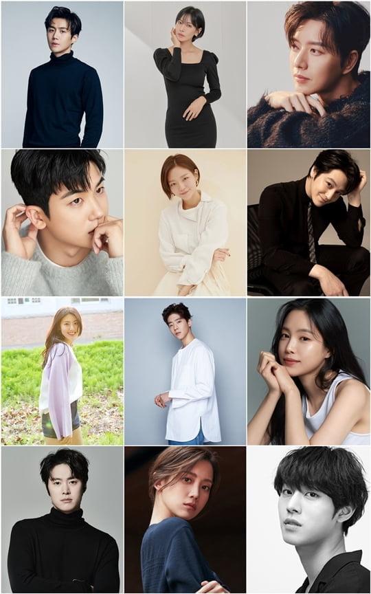김소연·박해진·이솜·김선호, '더팩트 뮤직 어워즈' 초호화 시상자 라인업 공개