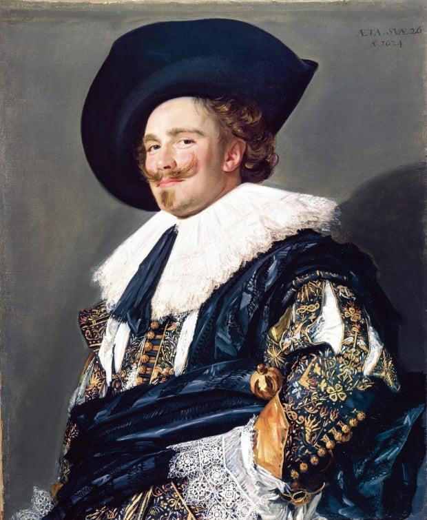 프란스 할스, 웃고 있는 기사, 1624년, 월리스 컬렉션