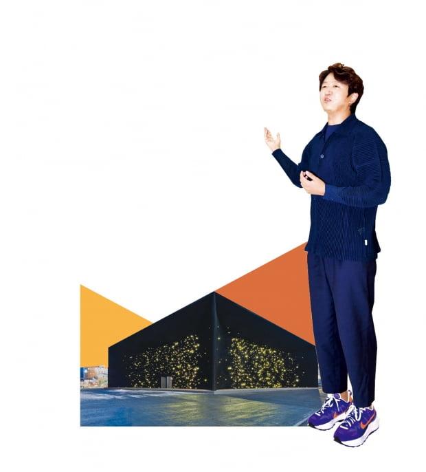 현대자동차 평창올림픽 홍보관 '파빌리온' 사진=김병언 기자