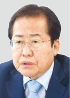 윤석열 때리려다 '조국 수렁' 빠진 홍준표