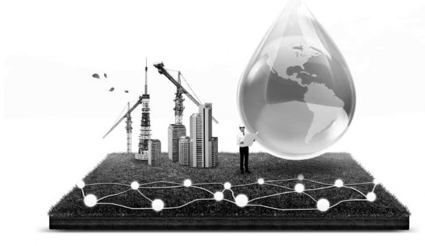 수소·풍력 신사업 장착…'친환경 건설株' 뜬다