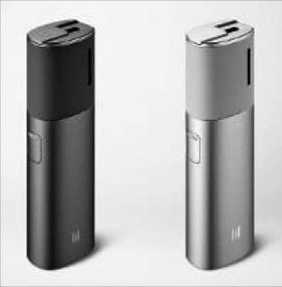 KT&G 전자담배 기기 '릴 하이브리드'. KT&G 제공