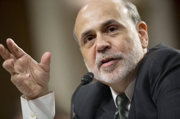 벤 버냉키 전 미국 중앙은행(Fed) 의장. 출처: 연합뉴스