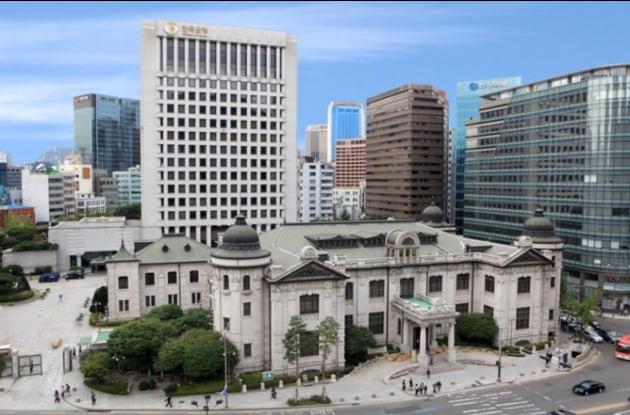 한국은행 전경. 출처: 한국경제신문
