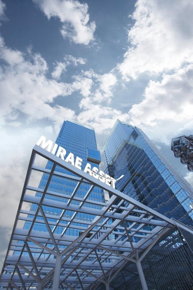 (사진) 서울 중구 을지로 미래에셋센터원 빌딩. /미래에셋증권 제공