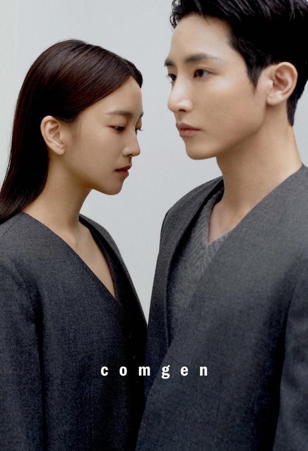 인디에프가 정구호 CD와 손잡고 신규 브랜드 컴젠(comgen) 을 런칭했다.(/인디에프)