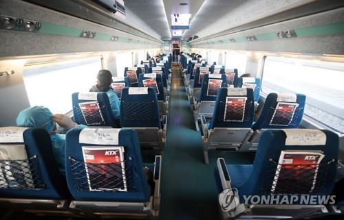 추석 열차 승차권 첫날 예매율 48.9%…작년보다 소폭 하락