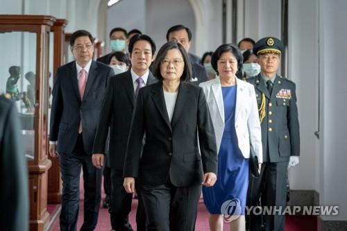 대만, 中 압박에 예비군동원 조직 신설…대미 군사교류도 강화