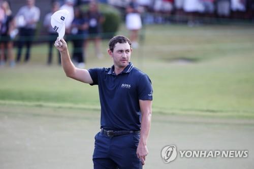 캔틀레이, PGA 플레이오프 우승…175억원 보너스