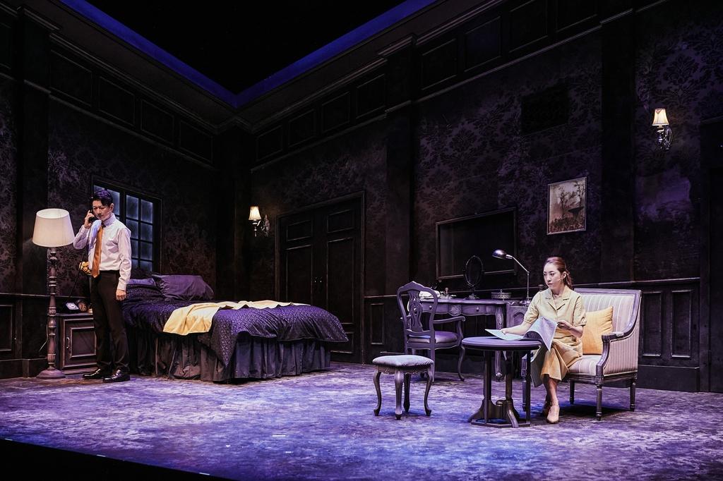 하나의 공간, 세 개의 흥미로운 이야기…연극 '카포네 트릴로지'