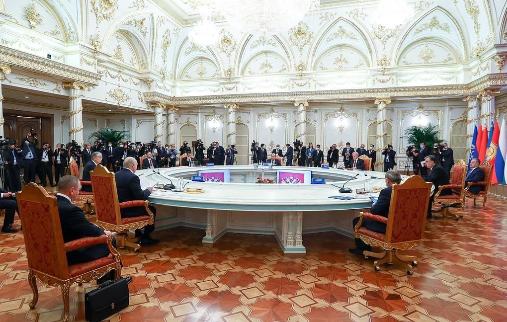 옛 소련권 안보협의체 CSTO 정상회의…아프간 사태 대응 논의