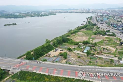 춘천시 먹거리 복합문화공간 명칭 '화동, 2571'