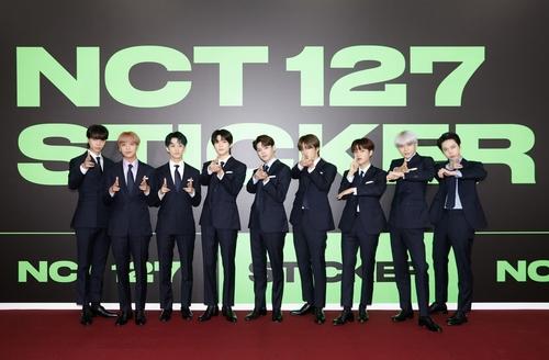 """더블 밀리언셀러 예고한 NCT 127 """"발전된 색깔 담았죠""""(종합)"""