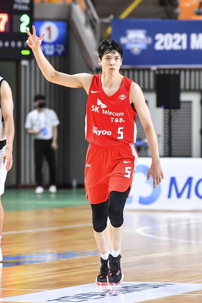 DB, 모비스 꺾고 KBL 컵대회 결승행…'전희철호' SK와 격돌(종합)