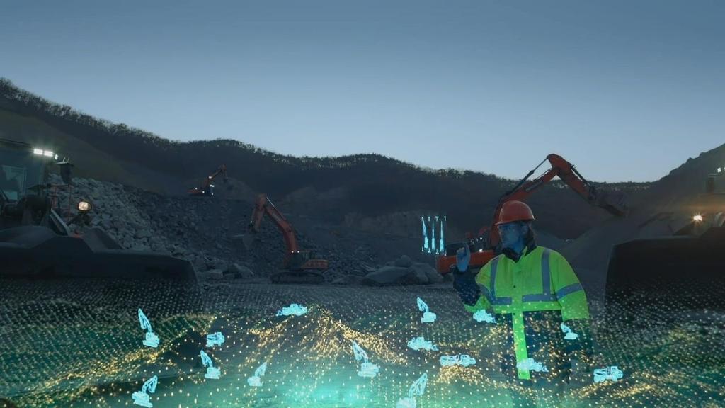 미래 건설기계는 어떤 모습?…현대두산인프라, 첫 홍보영상 공개