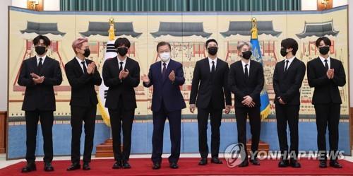 BTS·블랙핑크, 유엔과 손잡고 '미래세대 문제'에 목소리
