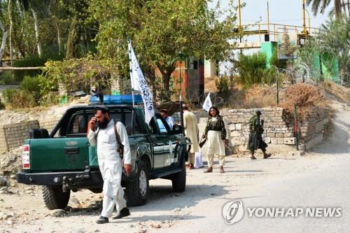 "IS, 아프간 주말 연쇄 테러 배후 자처…""탈레반 35명 사상"""
