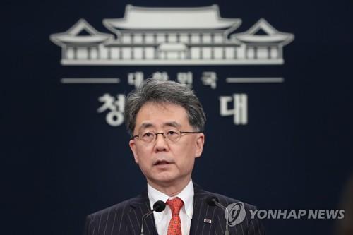 """文특보 김현종 """"이재명, 리더로서 탁월…불안하지 않아"""""""
